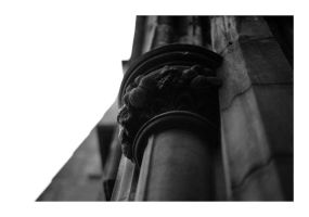 liverpool - church column 2 by redux