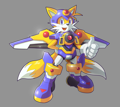 Tails Adapter By Ultimatemaverickx by V-a-a-N
