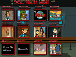 My Total Drama Controversy Meme by MarioFanProductions
