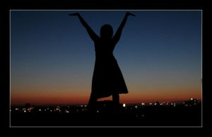 Silhouette 1 by MichelleMarie