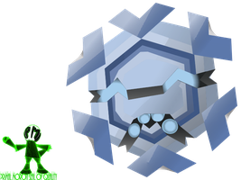 Cryogonal Custom Artwork