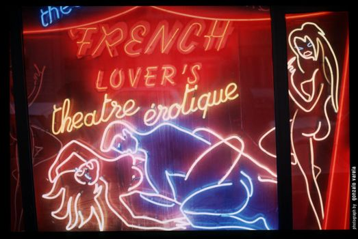 French Lovers by gonzalov