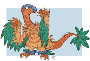SevenKalmia Custom Archeops Design