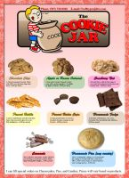 The Cookie Jar Flyer by EspionageDB7