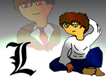 Liam vs andrew DeathNote style by ShadowClawZ