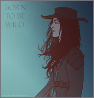 Black Sails: Anne Bonny by maryallen138