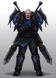 Blizzard Michael Ryder by SiaKim