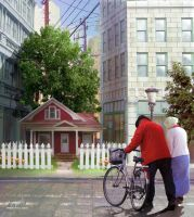 Growing Old With You  is My Sweet Land by Cold-Tommy-Gin
