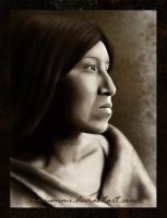 Native American Woman by mici-mimi