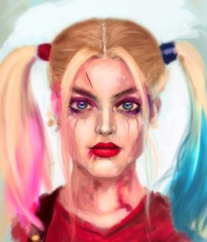 Harley by AresNeron