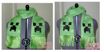 Creeper Scarf by AKawaiiBoutique