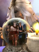 Crystal Ball Gazing by Trish2