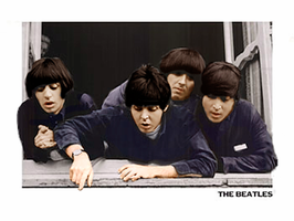 The Beatles by ImpulsiveCharm
