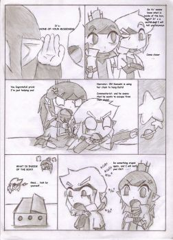 The cat pg 3 by Finalshowdown