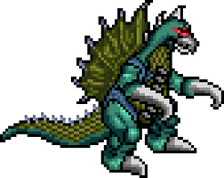 Gigan Domination by BLZofOZZ