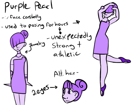 Purple Pearl by wheres-my-motivation