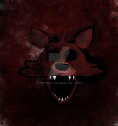 [FNAF FAN ART] Foxy by SwynArt