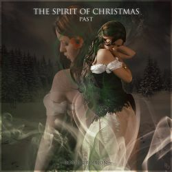 The Spirit of Christmas Past by dreamswoman