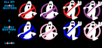 Ghostbusters 26th logo by Ghostbustersmaniac