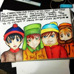 South Park by tomgirl227