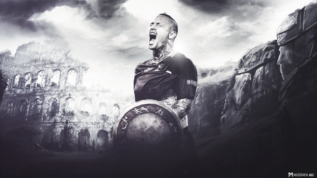 Radja Nainggolan Wallpaper by mostafarock