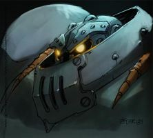 Battle Chasers   calibretto by zecarlos