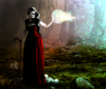 Death Awaits who come in by toxigraphx