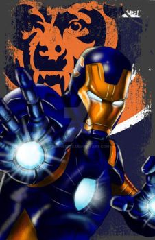 Iron Bears by Darkness33