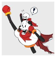 Papyrus!! by Ketchupberry