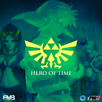Hero Of Time by Crazed-Artist