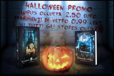 Halloween Promo Banner by Elettra