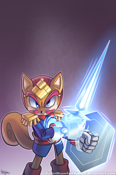 To Defend His Kingdom by SailorMoonAndSonicX