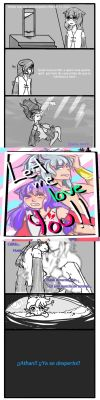 Let Me Love You!! pag 1 by miremi14