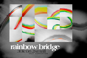 Rainbow Bridge by HazyCorruption