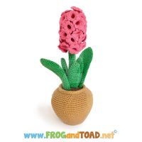 Jacinthe Hyacinth FROGandTOAD Creations by FROG-and-TOAD