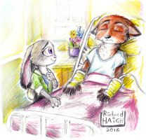 Comm: Zootopia - Recovery by Pen-Mark