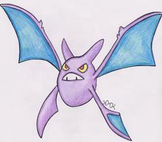 Crobat (REQUEST)