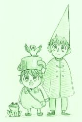 Over the garden wall by HaganeNoChibiSan