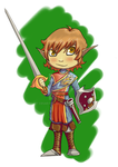 Bertranth chibi by Cesar-fps