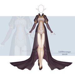 [Close] Adoptable Outfit Auction 240 by LifStrange
