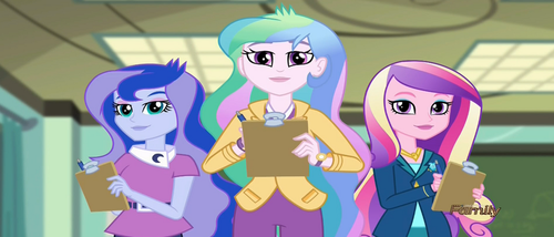MLP Equestria Girls Friendship Games Moments 50 by Wakko2010