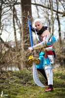 Hyrulean Captain - Impa by FantasticLeo