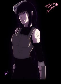 Hinata(HAPPY BIRTHDAY, ARIANNAFRAY) by aConst