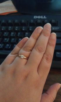 I AM ENGAGED!!!!!!!!!!!!!!!!!!!!! by dragoon811