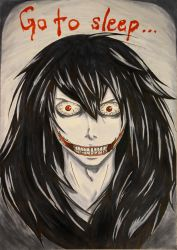 Jeff The Killer by WingsOfInnerDarkness