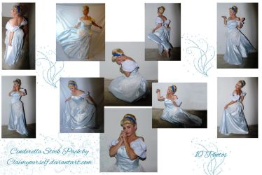Cinderella Stock Pack by Tris-Marie