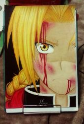 It's All Worth The Pain [FMAB - Edward Elric] by Six-0-6