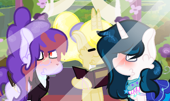 U GUYS WANTED THEM TO GET MARRIED by HallowedPresenceYT