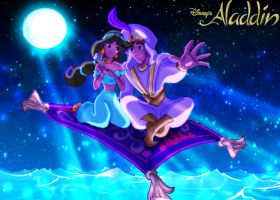 A Whole New World by SarahMyriaCarter
