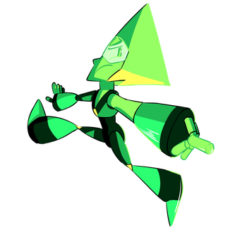 Peridot by 4zumarill
